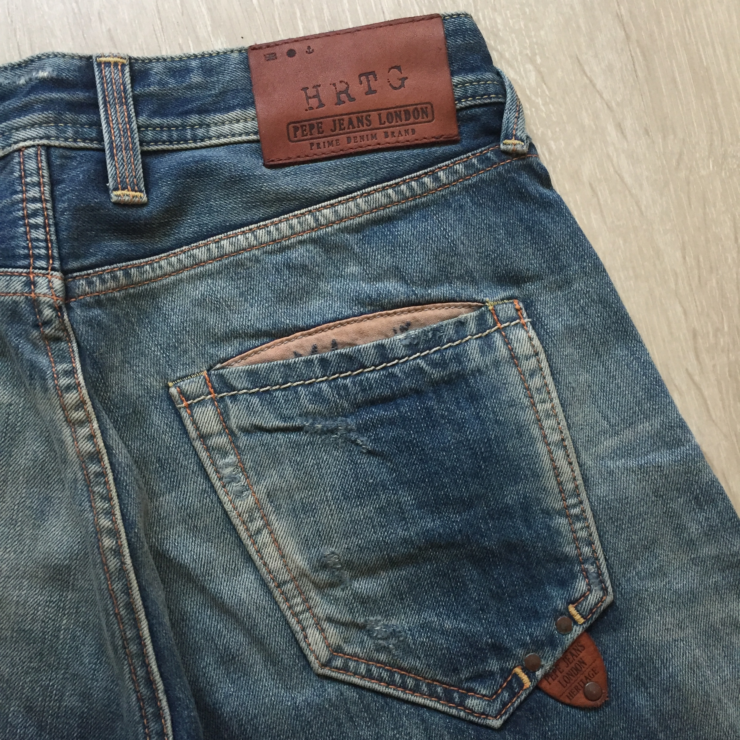 best service 03fb0 db66f Pepe Jeans London - Jeans Wholesale Clearance Stocklot